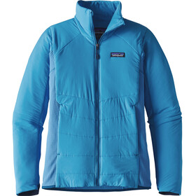 Patagonia W's Nano-Air Light Hybrid Jacket Radar Blue